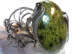 Магические свойства змеевика