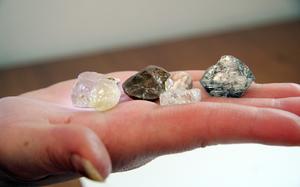 Магическая сила алмаза