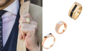 Как мужчине носить кольцо