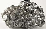 Металл серебро — описание и свойства элемента, использование