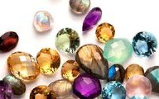 Такие разные камни: драгоценные, полудрагоценные, поделочные