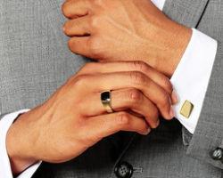 На каком пальце носят печатку мужчины