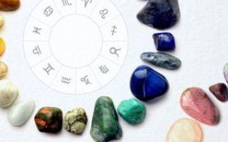 Как выбрать камни по знакам Зодиака и по дате рождения