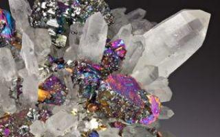 Твёрдость минералов и таблица значений по шкале Мооса